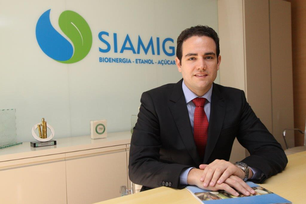 Mário Campos Ferreira Filho, presidente da Associação das Indústrias Sucroenergéticas de MG