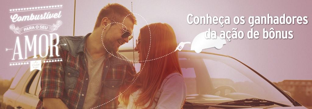 Conheça os ganhadores da ação de bônus Combustível para o seu amor