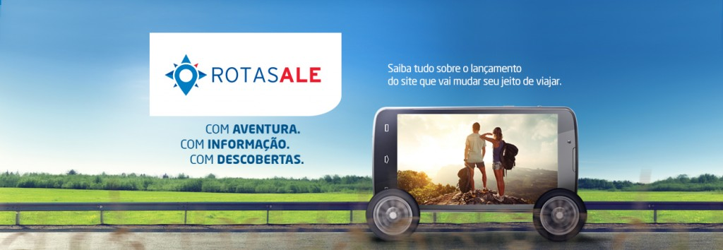 ALE lança plataforma on-line com dicas sobre rotas turísticas para quem vai viajar de carro pelo Brasil