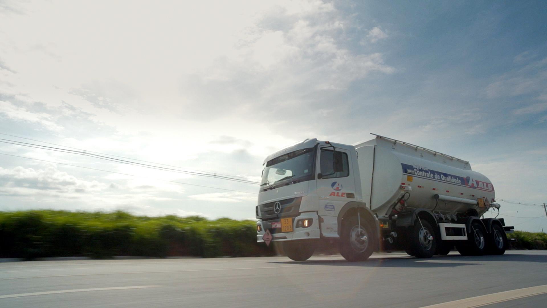 caminhão ALE