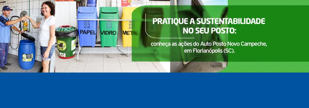 Auto Posto Novo Campeche, em Florianópolis (SC), alia sustentabilidade ao negócio