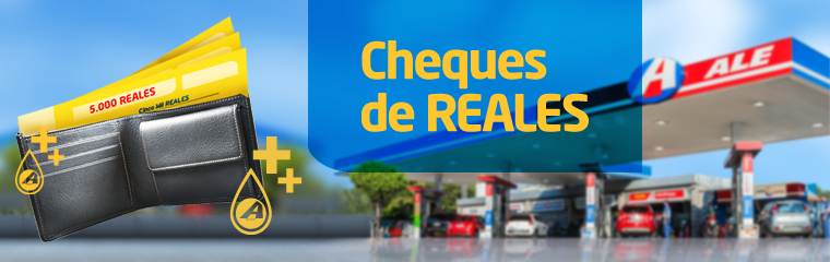 cheque reales