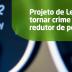 Projeto de Lei pode tornar crime adulterar redutor de poluição