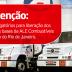 Atenção: documentos obrigatórios para liberação dos carregamentos nas bases da ALE Combustíveis no Estado do Rio de Janeiro