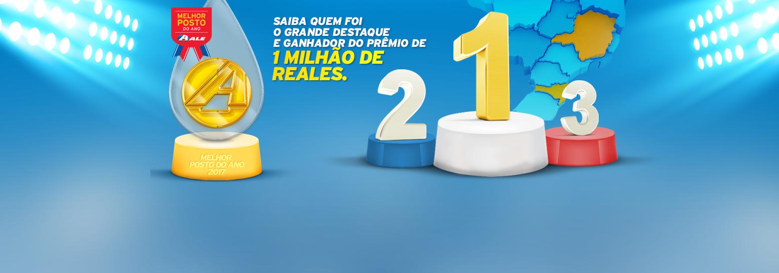 Santa Catarina domina o pódio dos Melhores Postos do Ano!