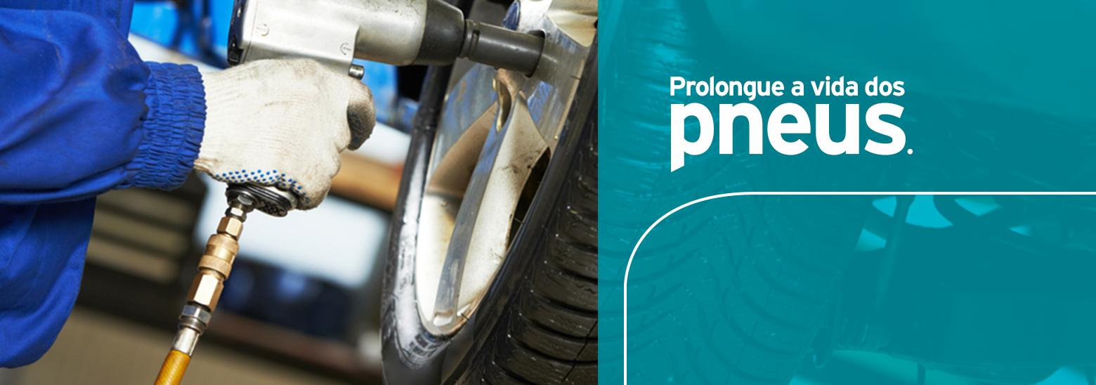 Prolongue a vida dos pneus