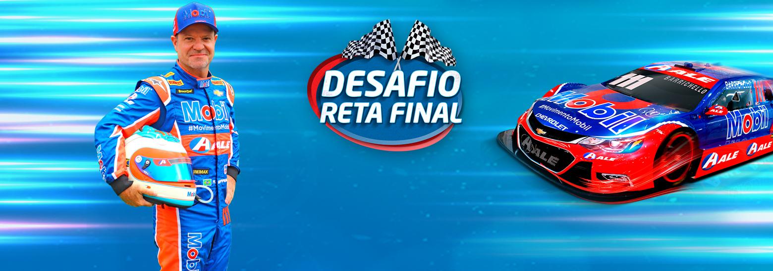 Premiação do Desafio Reta final leva ganhadores para a última corrida da Stock Car