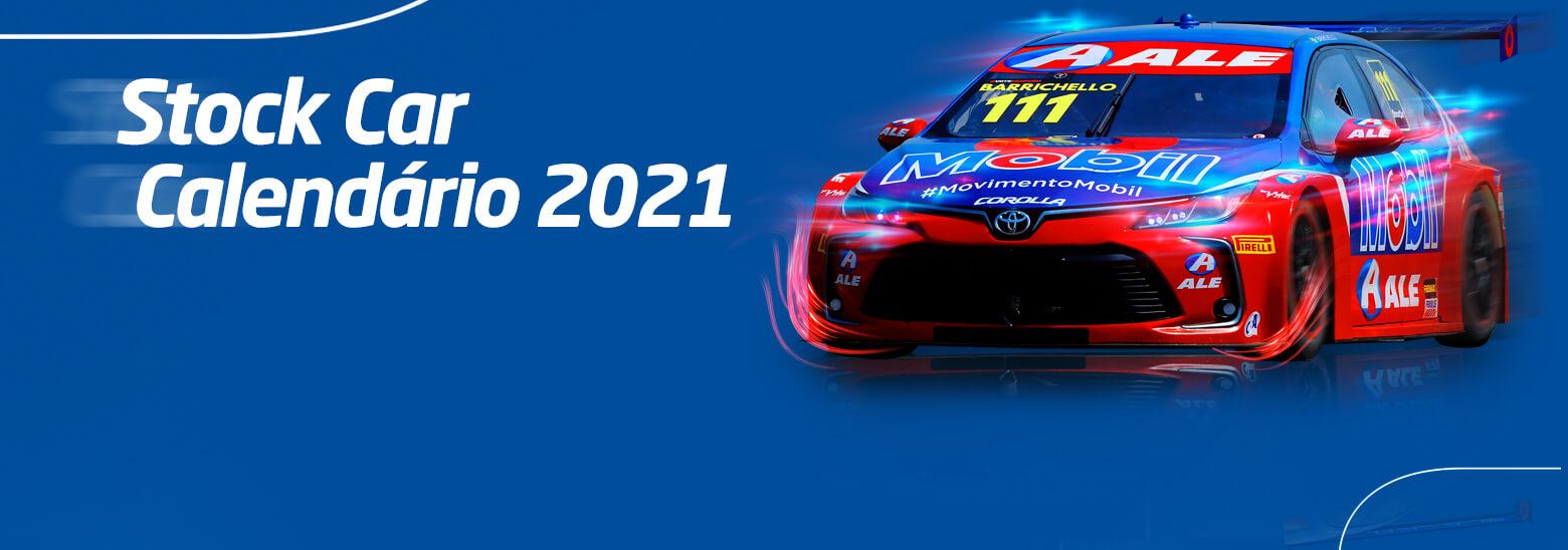 Stock Car divulga dez datas para temporada 2021