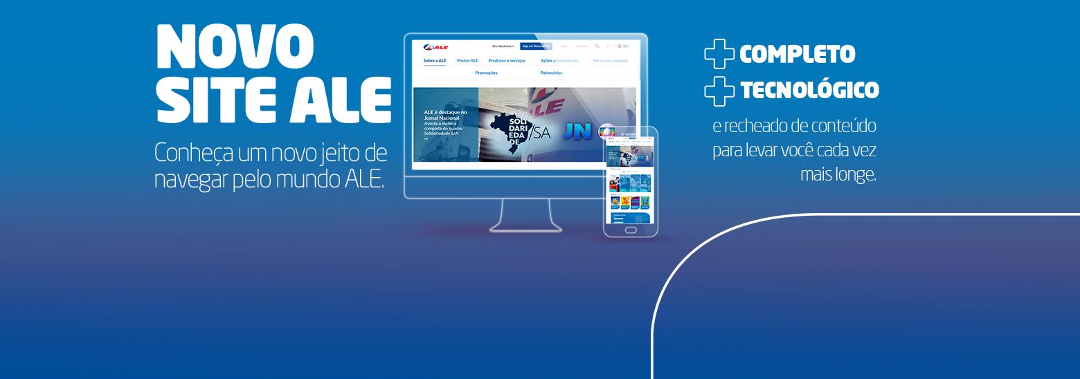 Você viu que nosso site está cara nova?
