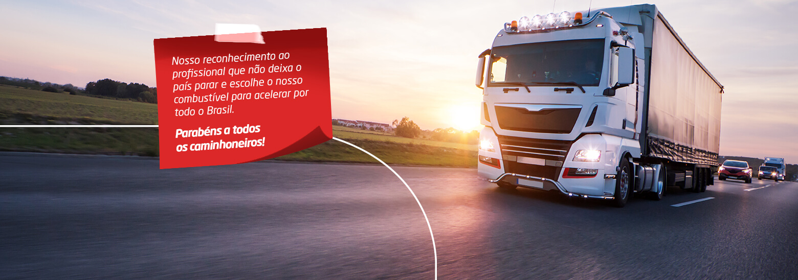 Maior posto ALE do Brasil faz homenagem aos caminhoneiros em São Luís (MA)
