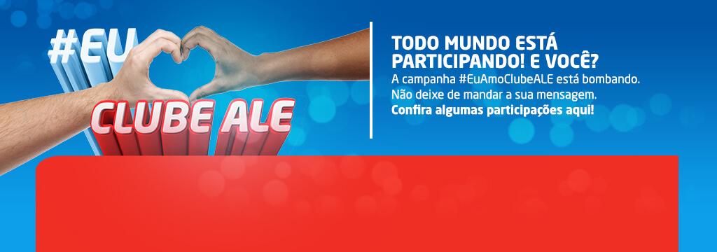 Confira quem está mandando muito bem no #EuAmoClubeALE