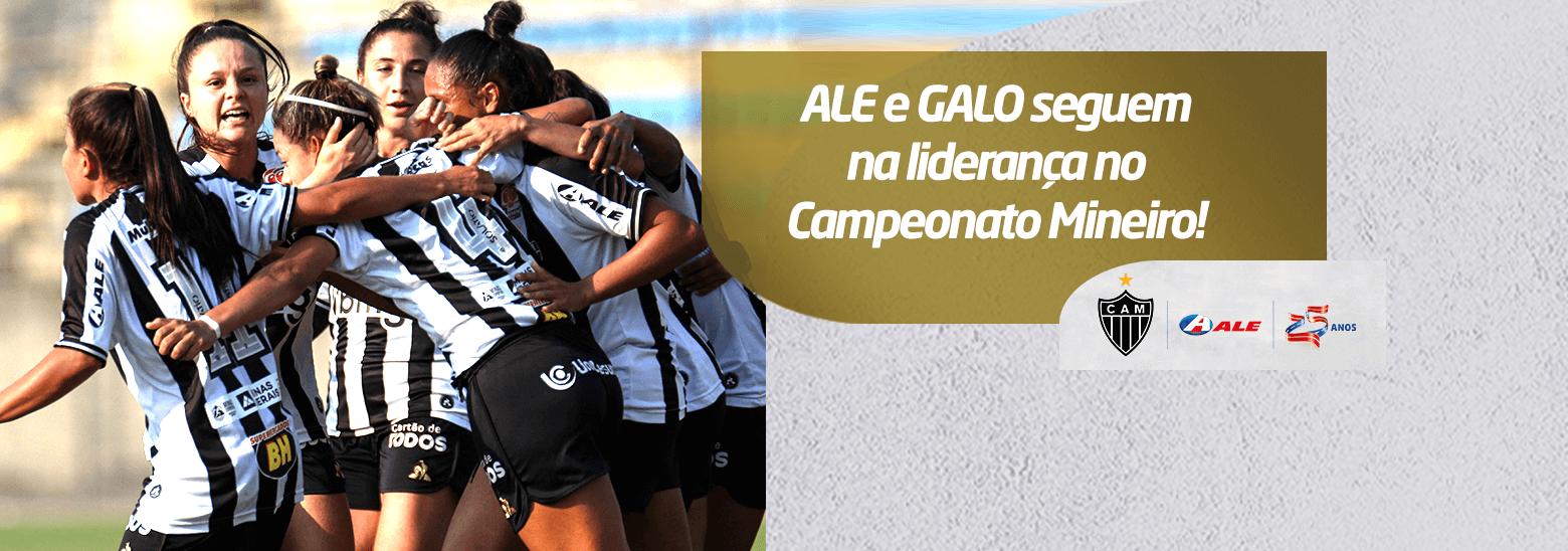 ALE e Galo: surpresa no Campeonato Mineiro!